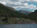 Ufer am Lysefjord