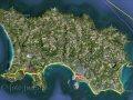 Landkarte Jersey
