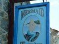Mermaid Tavern Schild