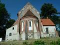 Kirche von Altenkirchen Backsteingotik