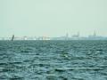 Stralsund in Sicht