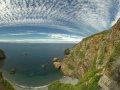Panorama Window in the Rock