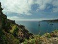 die Havelet Bay mit der Zephyr und der Jantje