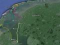 Landkarte Makkum