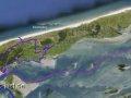 Landkarte Terschelling