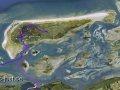 Landkarte Schiermonnikoog