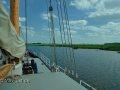auf dem Kanal in Holland