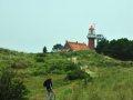 Der Leuchtturm von Vlieland